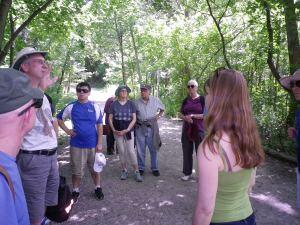 Cedarvale John Routh walk 095