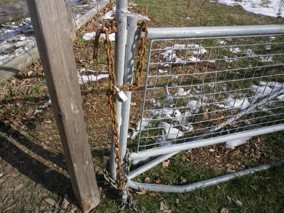 Cedarvale lock 008