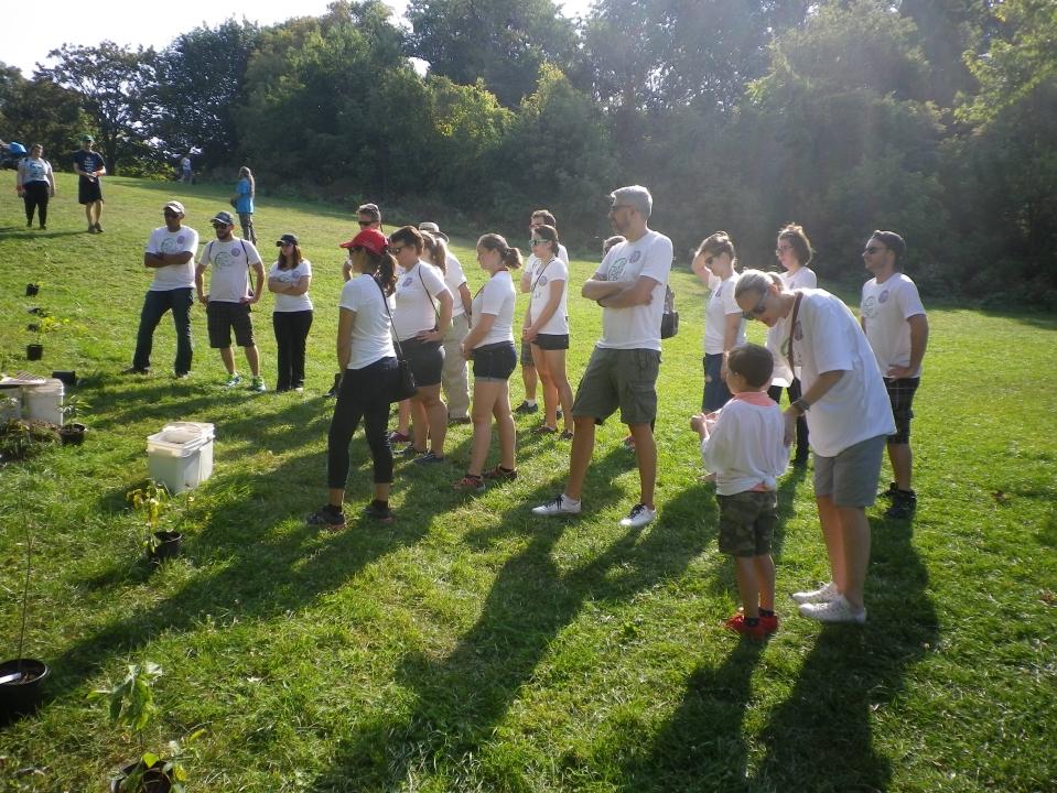 Cedarvale planting Sept. 17 011