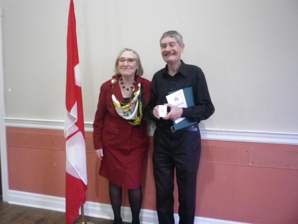 Cedarvale Canada 150 award 753